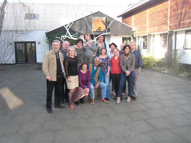 Meeting at Odin Teatret, May 2013