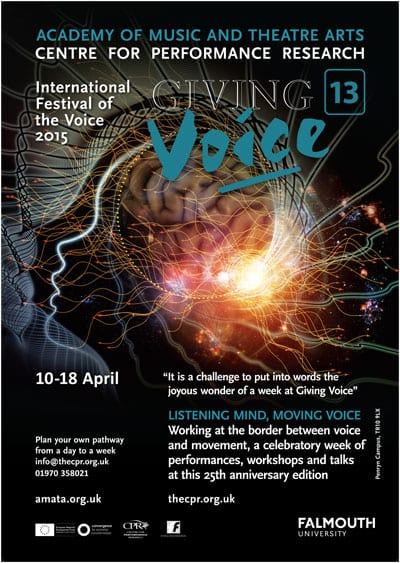 Giving Voice 13