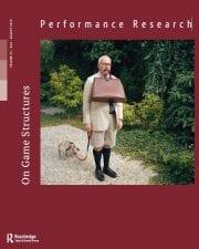 Front Cover Image: Erwin Wurm Der Taschenfabrikant 2003.C-print 140 cm × 115 cm. Photo Studio Erwin Wurm.